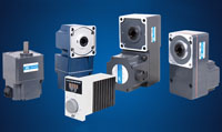 DC brushless gearmotors