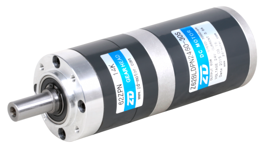 BLDC Planetengetriebemotor 90W, BLDC Motor mit Planetengetriebe i=67,08
