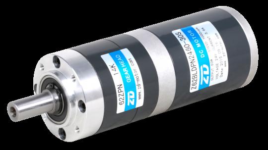 BLDC Planetengetriebemotor 90W, BLDC Motor mit Planetengetriebe i=13,53