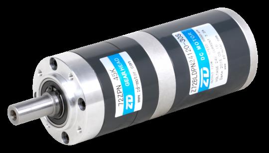 BLDC Planetengetriebemotor 120W, BLDC Motor mit Planetengetriebe i= 118,98