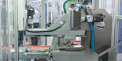 Automatische Montageausrüstung